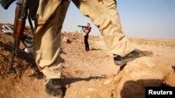 جان کمپل می گوید برخی طالبان از گروه دولت اسلامی آسیب پذیر اند