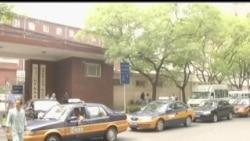 2012-05-09 美國之音視頻新聞: 陳光誠美國之行文件準備就緒