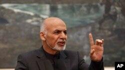 رییس جمهور غنی میگوید که تحکیم وحدت ملی در افغانستان نیاز به بردباری دارد.
