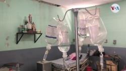 Denuncian crisis hospitalaria en Venezuela