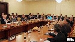Pregovori međunarodnih zvaničnika sa Iranom
