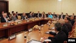Taron tattaunawa akan shirin nukuliyar Iran a Oman