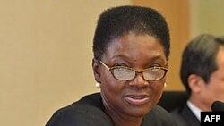 Bà Valerie Amos, Phó tổng thư ký đặc trách các vấn đề nhân đạo của Liên hiệp quốc
