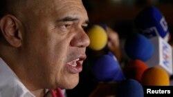 Jesús Torrealba pidió respaldo diplomático ala Santa Sede para conseguir garantías electorales en las elecciones de 2015.
