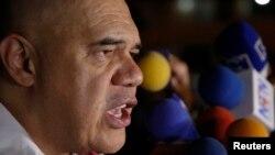 Jesus Torrealba, secretario ejecutivo de la alianza opositora MUD, negó que la coalición esté buscando su reemplazo.