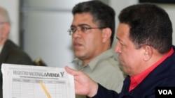 Las constantes variaciones en las políticas de Chávez afectan directamente en la estabilidad económica de Venezuela.
