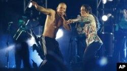 Calle 13 y su integrante Eduardo José Cabra Martínez, más conocido como Visitante, lograron 9 y 10 nominaciones respectivamente.