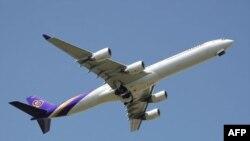 Không phát hiện chất nổ trên chuyến bay của hãng hàng không Thái