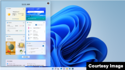 """Microsoft announced that with its latest OS version, Windows 11, designers aimed to create a """"modern, fresh and clean"""" look. (Image Courtesy: Microsoft)"""