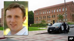 El profesor William S. Klug, de 39 años, ha sido identificado como la persona que fue asesinada por Mainak Sarkar, un exestudiante suyo, quien posteriormente se suicidó.