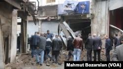 Diyarbakır crime scene investigation