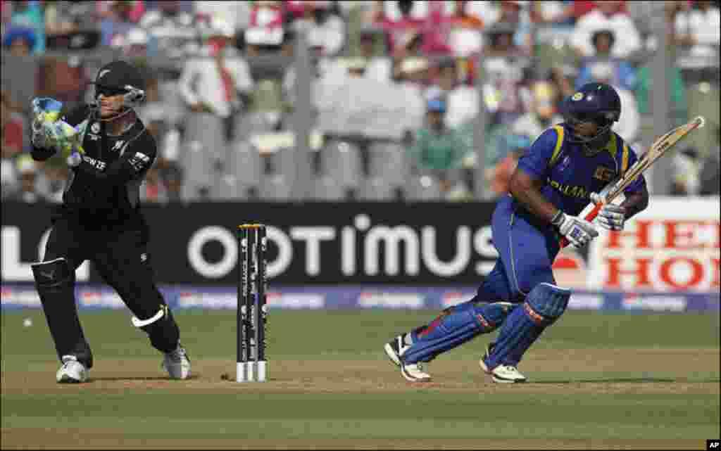 سری لنکا اور نیوزی لینڈ