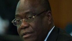 Réaction de Tryphon Kin-Kiey Mulumba, candidat à la présidence, après le report des élections