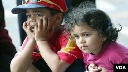 بھارتی بچے