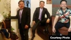 Julio Nivelo, alias David Vargas, identificado como sospechoso del robo de un contenedor de hojuelas de oro en Nueva York en septiembre. Foto: New York Police Department.