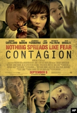 Steven Soderbergh directs an all-star cast in the medical thriller 'Contagion.'