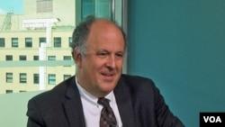 """總部位於美國華盛頓的""""自由之家"""" 主席阿布拉莫瓦茨(Michael J. Abramowitz)"""