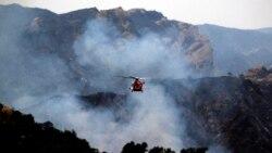 拜登總統與美國西部州長開會討論應付山火