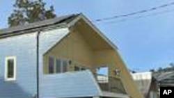 新奥尔良的一所布拉德•皮特房屋