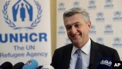 聯合國難民事務高級專員菲利波格蘭迪