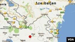 Azərbaycanda zəlzələ