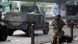Cinq cents soldats de la Garde nationale ont été mobilisés ce matin à Minneapolis
