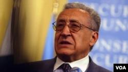 عرب لیگ کے نئے سفارت کار اخضر ابراہمی