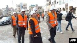 Спостерігачі ЛАД у Сирії