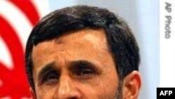 ادعای احمدی نژاد به آزادی بيان و آکادميک در ايران