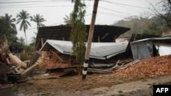 Burma'da Kurtarma Çalışmaları Devam Ediyor