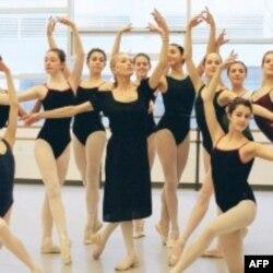 Марина Ставицкая с учениками