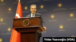 Türk Dışişleri Bakanlığı Sözcüsü Hami Aksoy