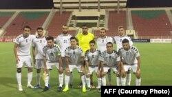 تیم ملی فوتبال افغانستان در رقابت با اردن هم به شکست تن داد.