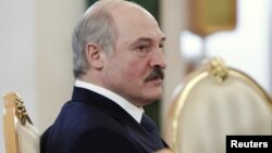 Prezident Aleksandr Lukashenko