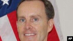 Embaixador americano em Moçambique, Douglas Griffiths