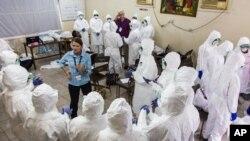 Kurwanya Ebola muri Sierra Leone