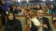 Afghanistan First lady Rula Ghani