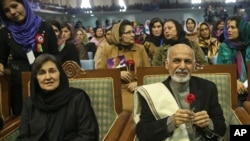 Afghanistan First lady Rula Ghani