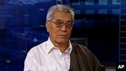 Former Kalon Tripa Juchen Thupten Namgyal