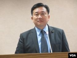 台湾执政党民进党立委王定宇