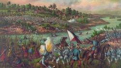 The Battle of Manila in 1899 help push public opinion in America toward taking possession of the Philippines