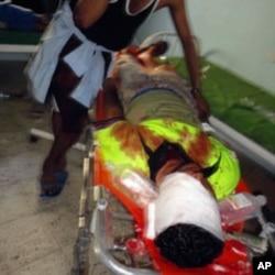 لیبیا میں ہلاک ہونے والوں کی تعداد 84 ہوگئی