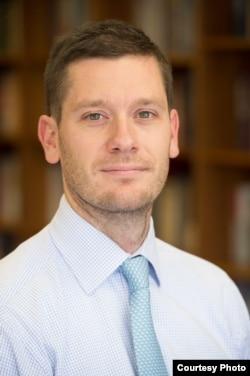 美國約翰·霍普金斯大學全球事務教授,戰略與預算評估中心高級研究員哈爾·布蘭茲( Hal Brands, 美國外交政策研究所圖片)
