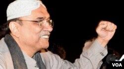 فائل: سابق صدر آصف علی زرداری