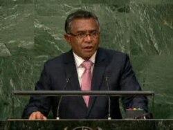 Discurso de Rui Maria Araújo na 70ª Sessão da Assembleia Geral da ONU