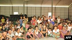 Hơn 16.000 người sắc tộc Kachin đang lánh nạn tại các trại tạm trú gần biên giới Trung Quốc