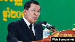 PM Kamboja Hun Sen, sudah menjabat sebagai PM Kamboja sejak 30 November 1998 (foto: dok).