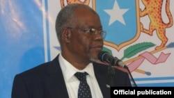 Jamaal Maxamed Barrow