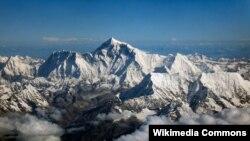 Musnahnya gletser di Himalaya akan berakibat gawat bagi persediaan air tawar di delapan negara Asia di sekitar kawasan Himalaya (foto: ilustrasi).