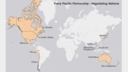 Russel on Trans-Pacific Partnership